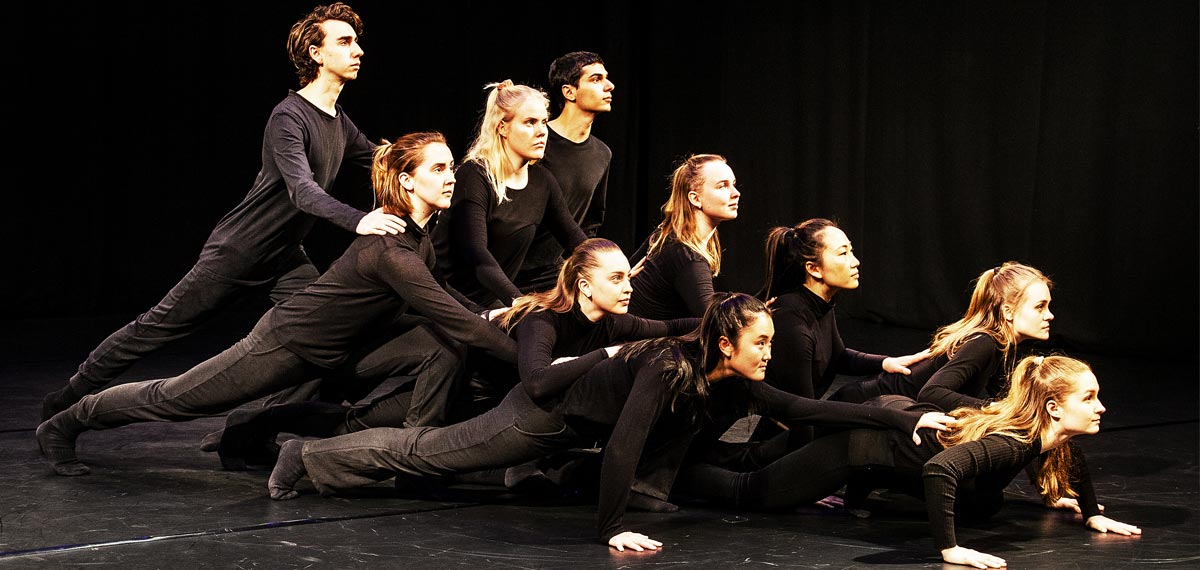 HVILAN MODERN DANCE ACADEMY - AUDITION 3-4 AUGUSTI!